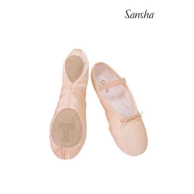 Flexibili Sansha cu talpa divizată STAR-SPLIT 15S