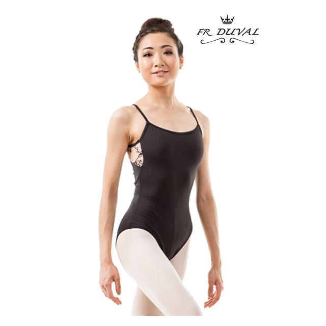 Costum de balet Duval cu bretele subțiri DUASA 50AI0016P