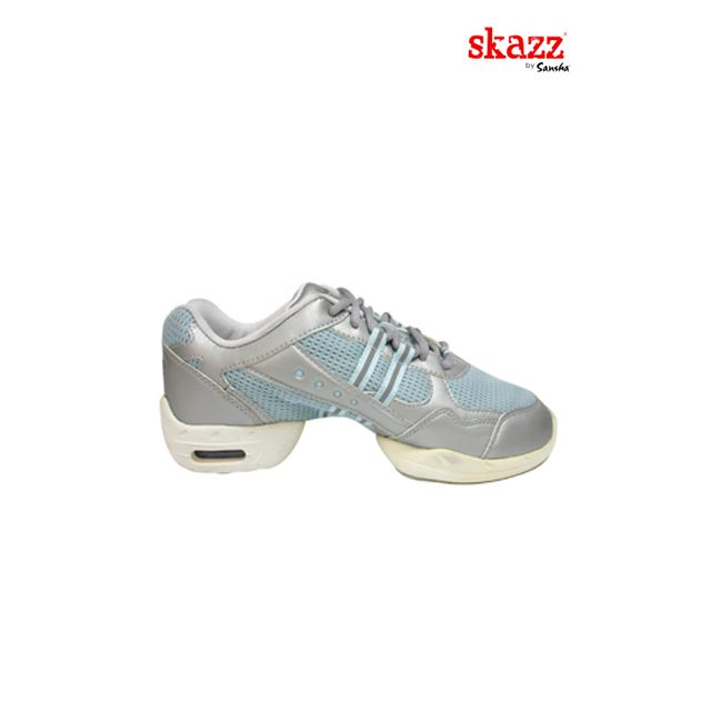 Sneakers Sansha Skazz cu talpa de piele întoarsă FLIGHT P21M