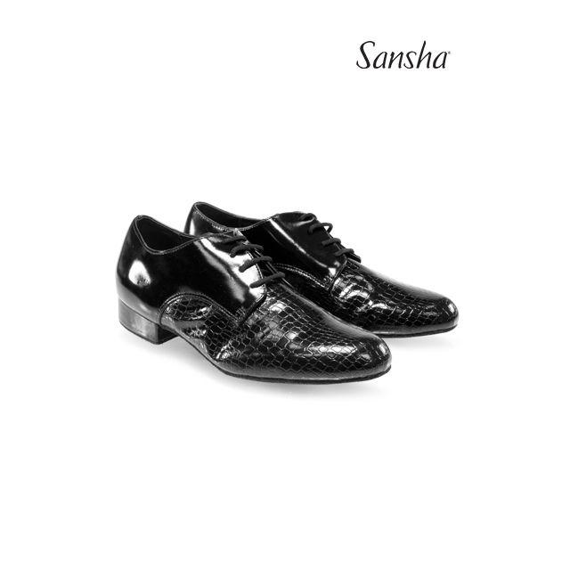 Pantofi bărbătești Sansha Standard ALVARO BM10097PA