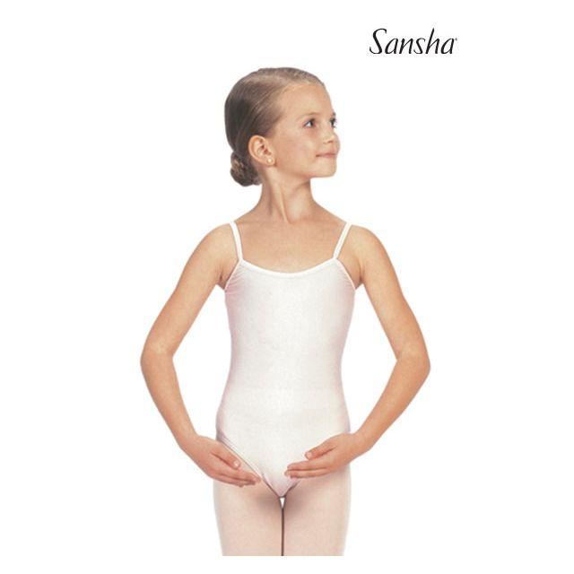 Costum de balet Sansha pentru fete EMILIE C506C