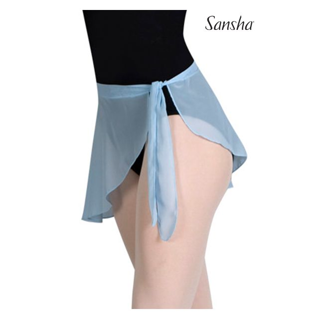 Sansha Mini wrap skirt ADELE D0713P