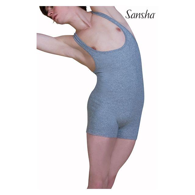 Salopete Sansha cu pantaloni scurți PHILIPPE D2538C