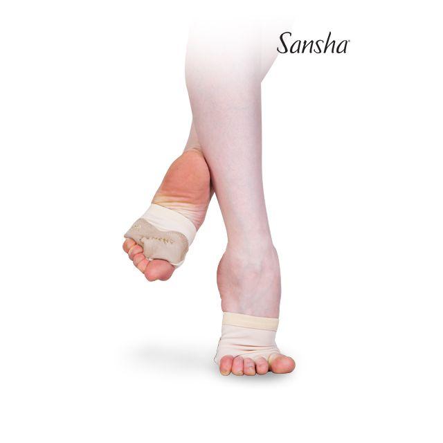 Sansha Slip-on foot thongs CHRIS FT01