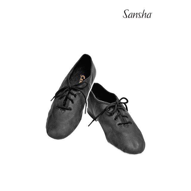 Escarpeni pentru copii Sansha cu șiret CARROUSEL JS16L