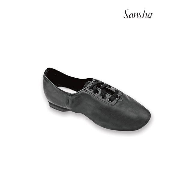 Pantofi jazz Sansha cu șiret 42ND JS7L