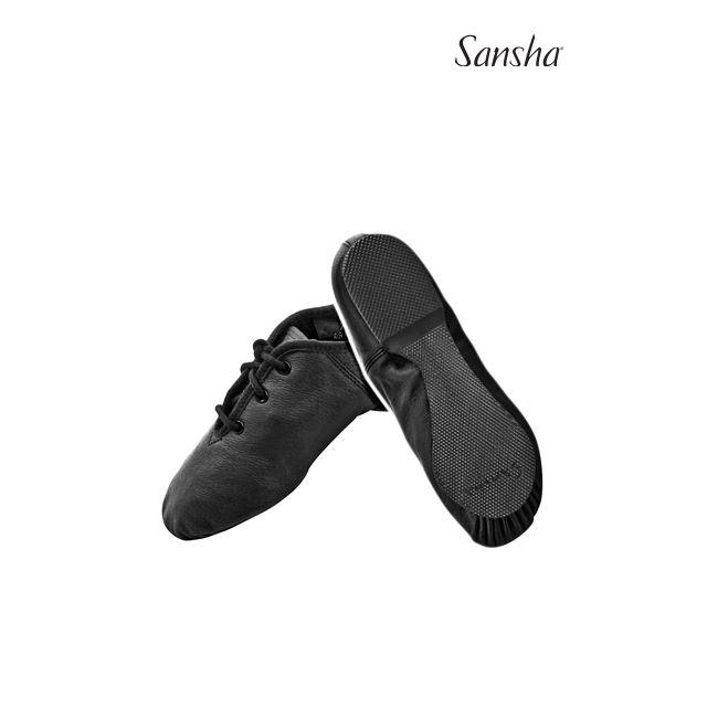 Escarpeni pentru copii Sansha cu șiret SWING JS86L
