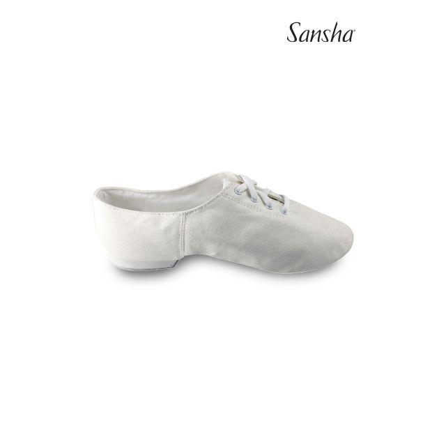 Pantofi jazz Sansha cu șiret 42ND JS9C
