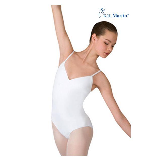 Costum de balet Martin cu bretele subțiri MINA KH1516M