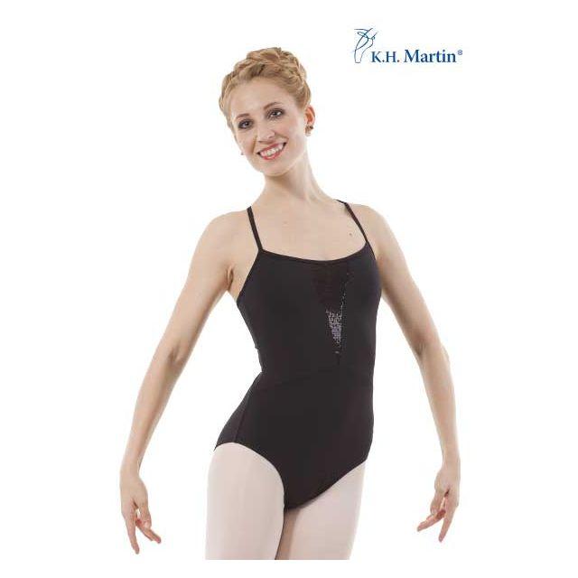 Costum de balet Martin cu bretele subțiri SALYNN KH1573M