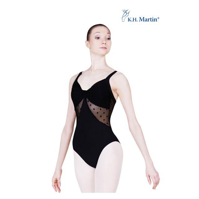Costum de balet Martin fără mâneci ALDANA KH1587M