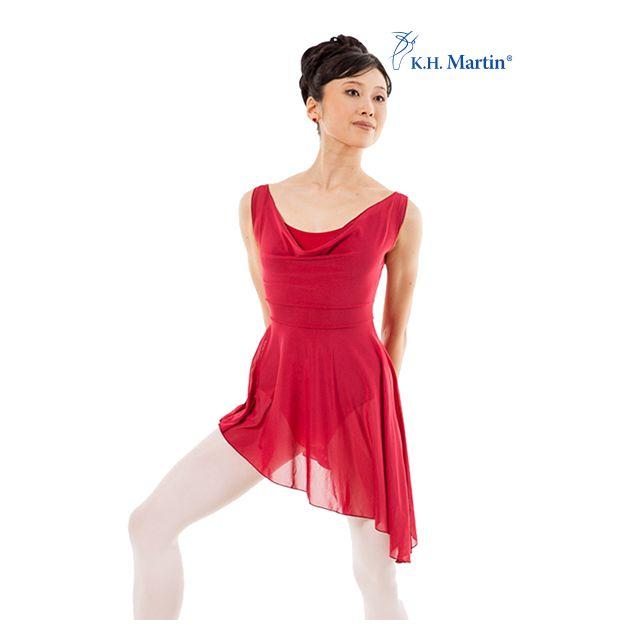 Costum de balet Martin cu bretele subțiri AIMEE KH1709M