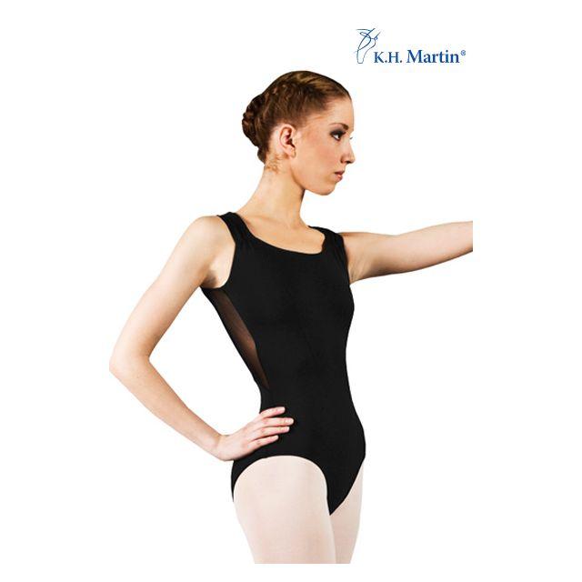 Costum de balet Martin fără mâneci JOYA KH2518M