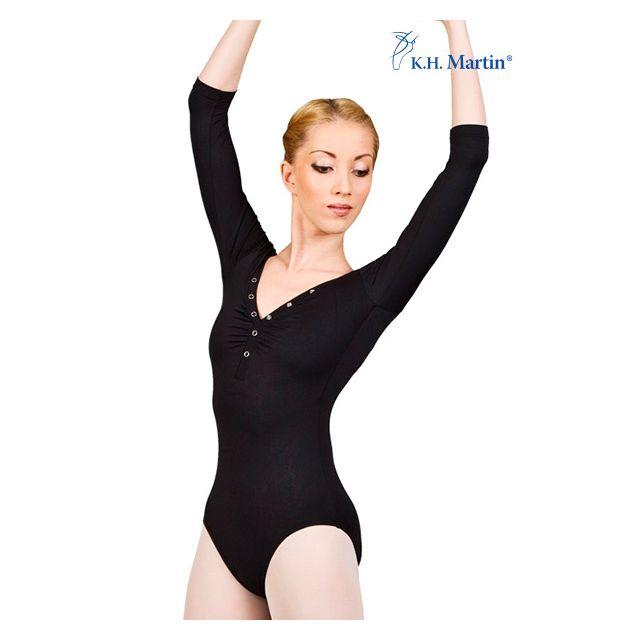 Costum de balet Martin cu mâneci 3/4 KARIS KH4508M