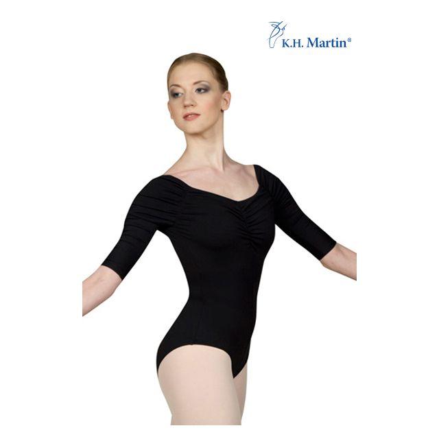 Costum de balet Martin cu mâneci 3/4 KAYENA KHE4509M
