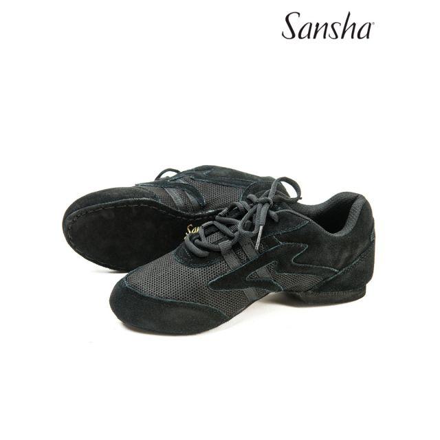 Sneakers Sansha Jazz din piele SALSETTE 1 V931L