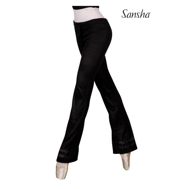 Pantaloni Sansha din tricot KAROLINA KT0143A