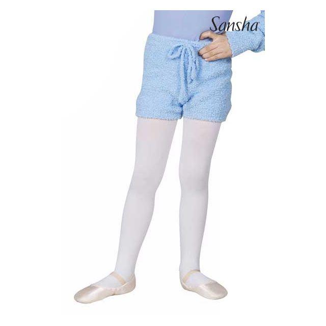 Pantaloni scurți Sansha pentru fete MALLORIE KT0617P