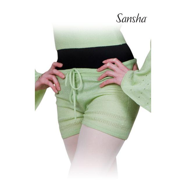 Sansha Knitted shorts KAMEYA KT0624A