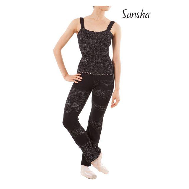 Salopetă Sansha din tricot KELSEY KT2105