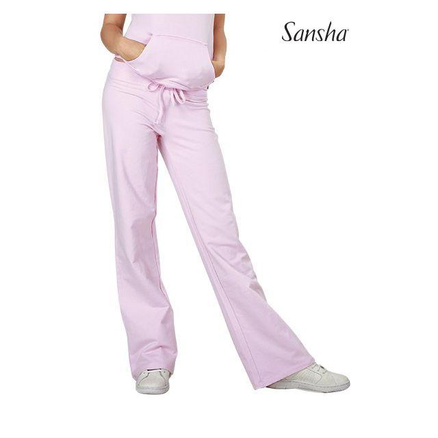 Sansha Long sweatpants ROMY L0109C