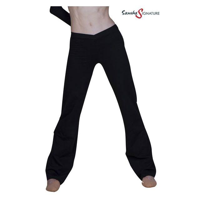 Pantaloni lungi Sansha Sign JADE L0158C