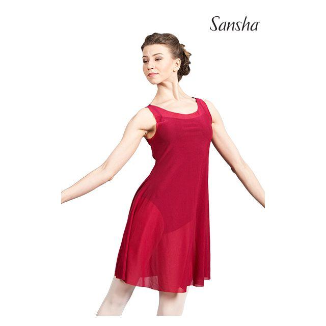 Rochie Sansha fără mâneci IRRESISTIBLE L1723P