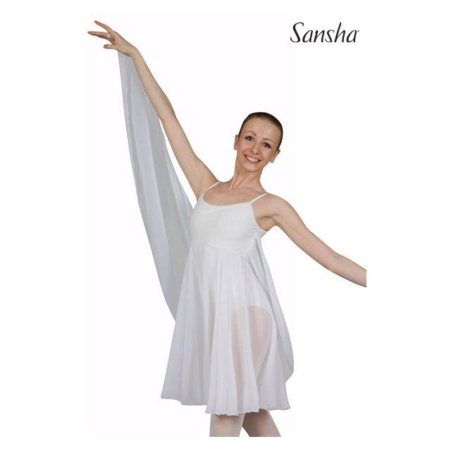 Rochie Sansha cu bretele subțiri CORDELIA L1803CH