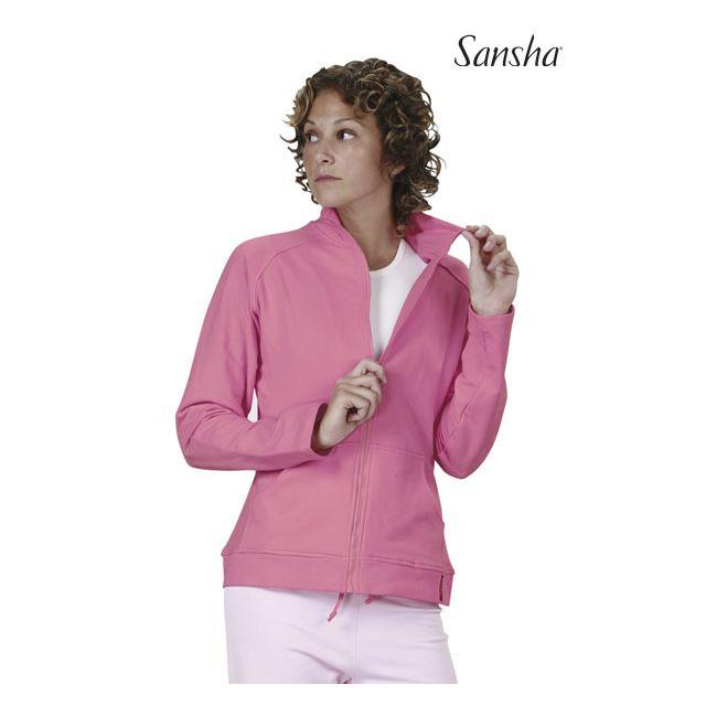 Jachetă Sansha cu mâneci lungi TALISA 4008C