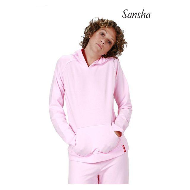 Sansha Hooded sweater TALLULAH L4010C