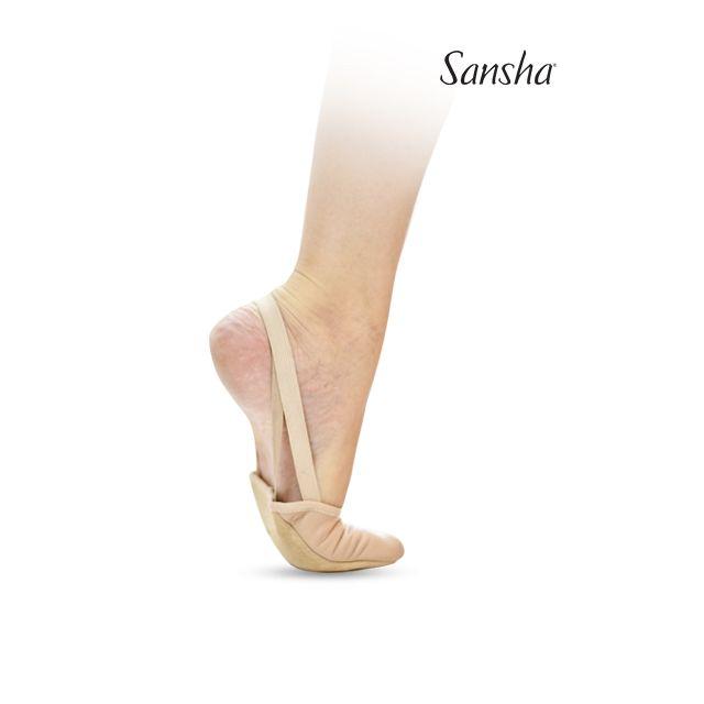 Vârfuri pentru gimnastică Sansha MACE MD22L