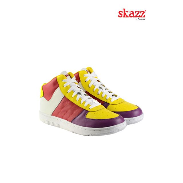 Sneakers înalt Sansha Skazz NATIVE N43L