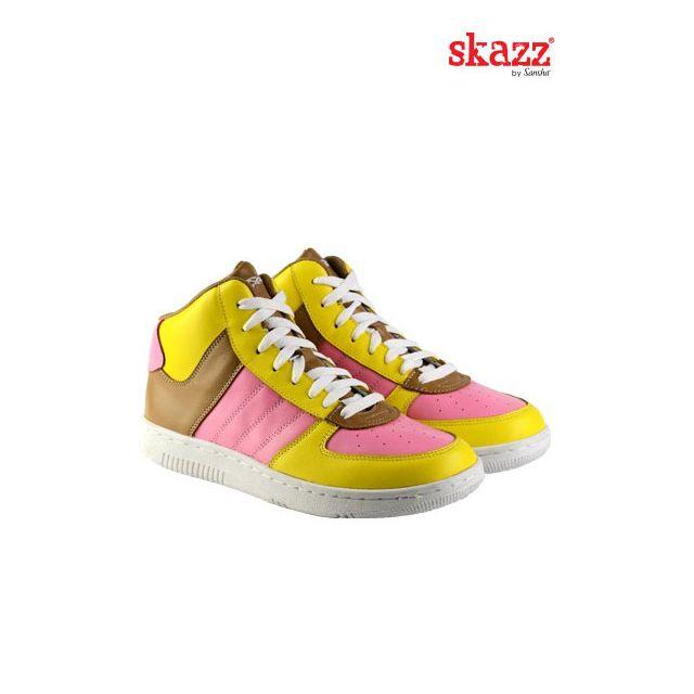 Sneakers înalt Sansha Skazz NOVATO N45L