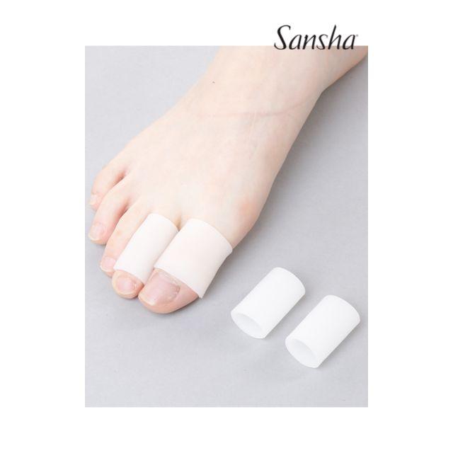 Sansha Silicon Toe Protect Tube 91AI0002S