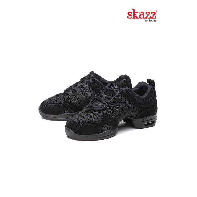 Sneakers Sansha Skazz TUTTO NERO P22LS
