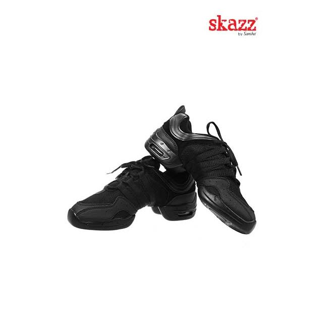 Sneakers Sansha Skazz TUTTO NERO P922M