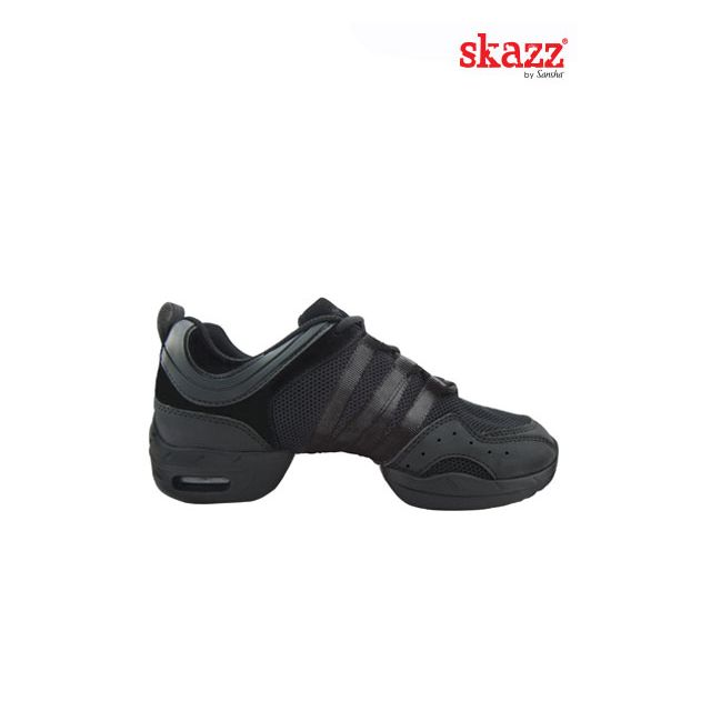 Sneakers Sansha Skazz TUTTO NERO P22M