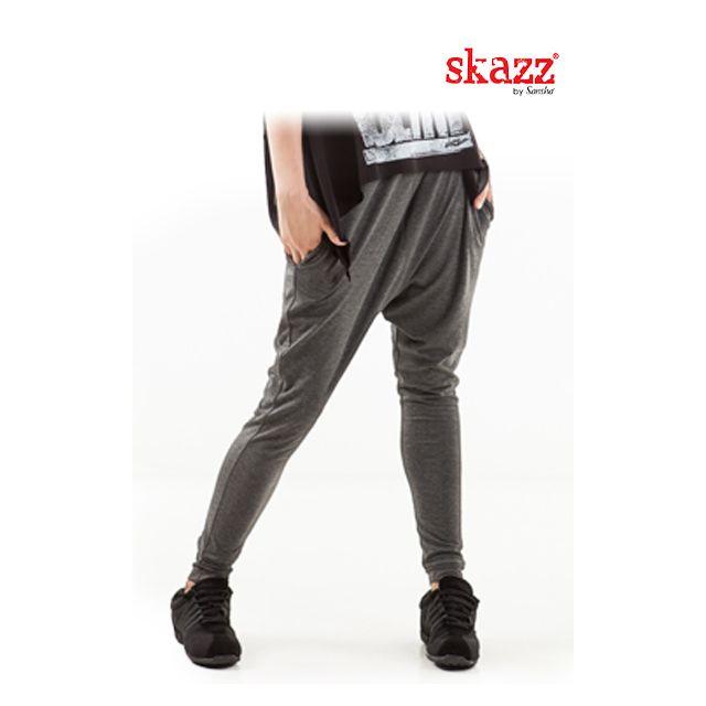 Pantaloni Sansha Skazz cu turul lăsat SK1608C