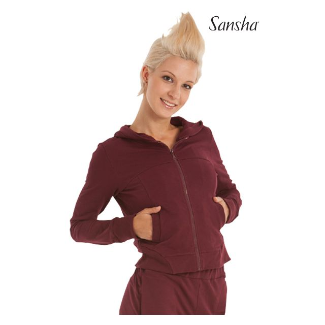 Sansha Hooded jacket PAMIE PL4009C