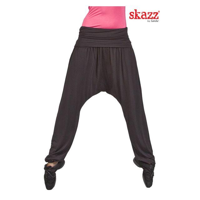 Pantaloni Sansha Skazz cu turul lăsat SK0130