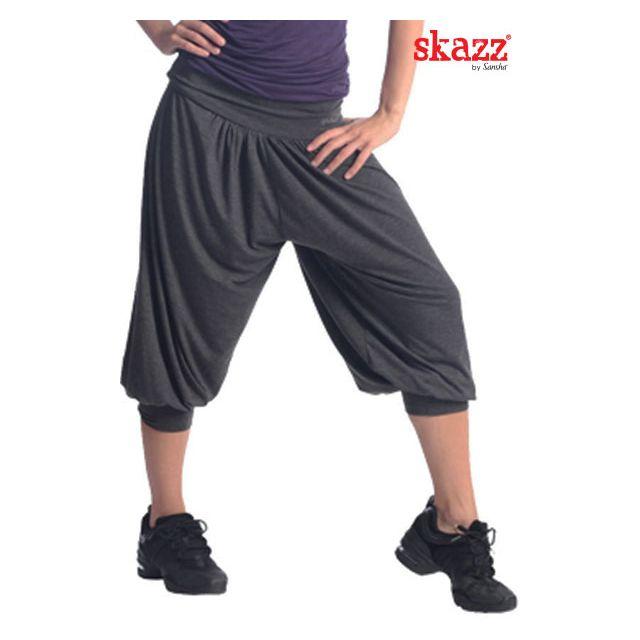 Pantaloni largi Sansha Skazz 3/4 SK0411