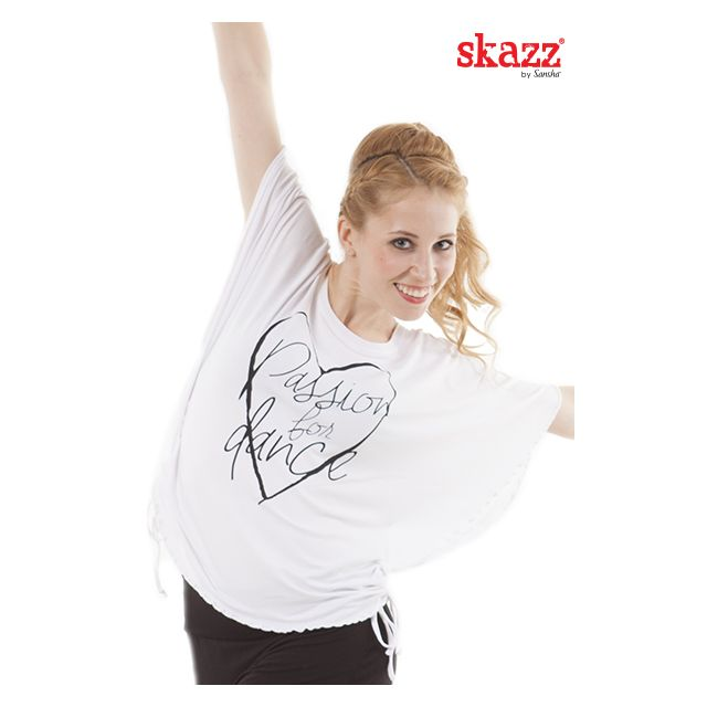 Tricou Sansha Skazz fluture SK3037R