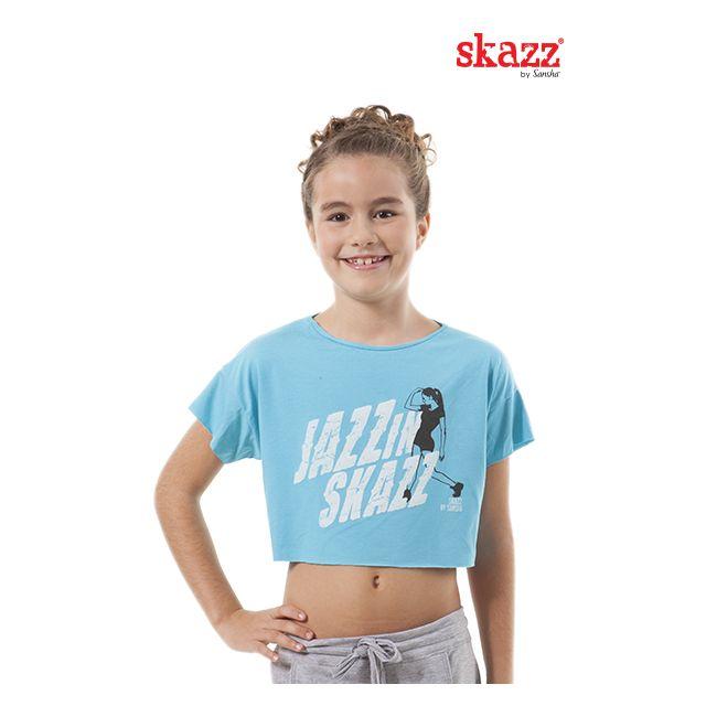 Tricou Sansha Skazz SK3041V