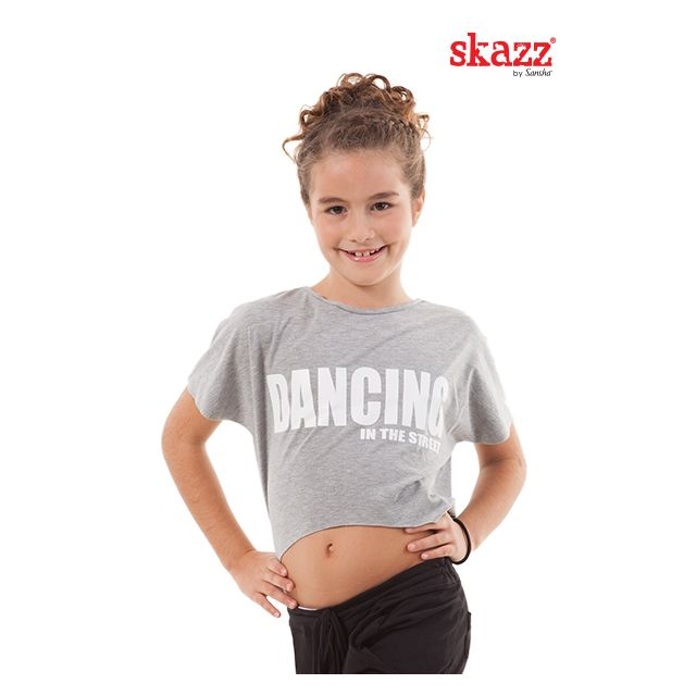 Tricou Sansha Skazz pentru copii SK3043V