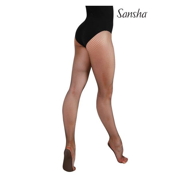 Ciorapi de plasă Sansha T98