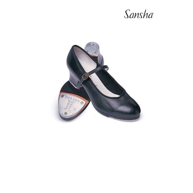 Pantofi de step Sansha T-MORAVIA TA05Lpi