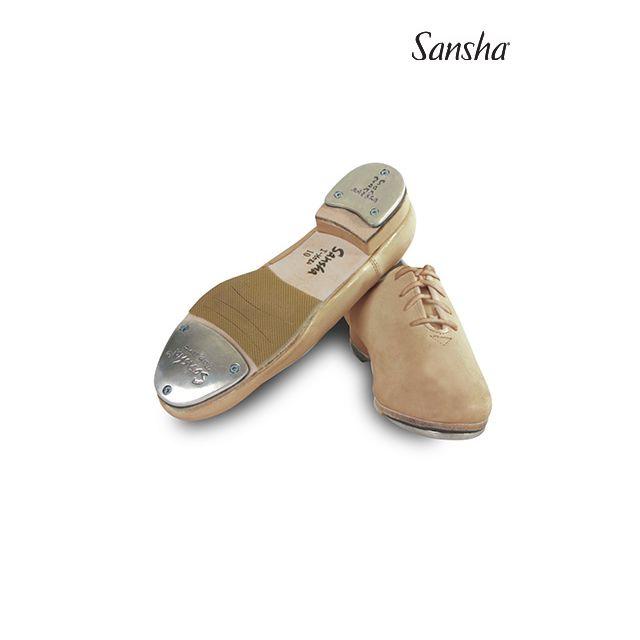 Pantofi de step Sansha cu șiret T-MEGA TA08L