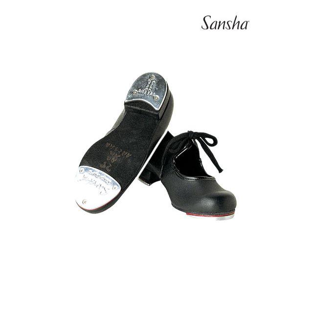 Pantofi de step Sansha din piele TEE-KIDS TA21L