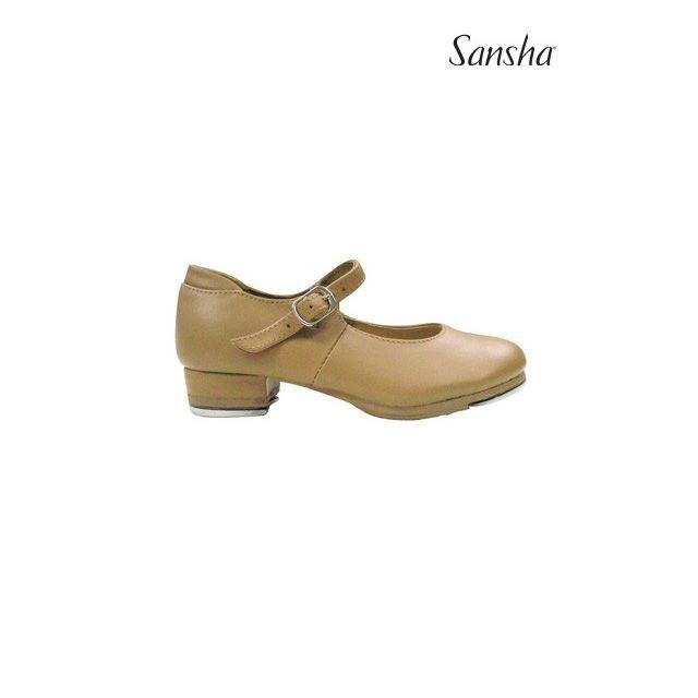 Pantofi de step Sansha pentru fete TEE-COMET TA27L