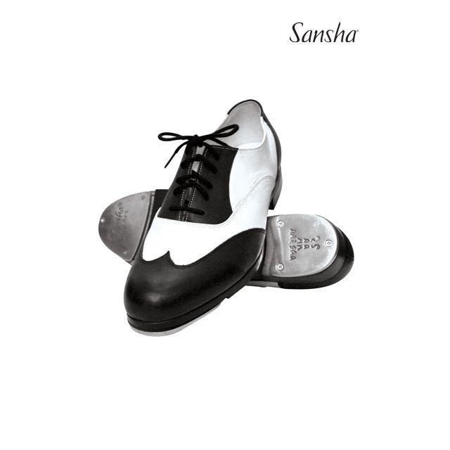 Pantofi de step Sansha în două culori T-BOJANGO TA88L